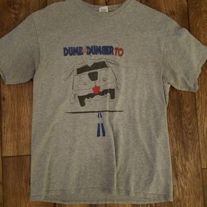 Dumb and Dumber To graphic tee